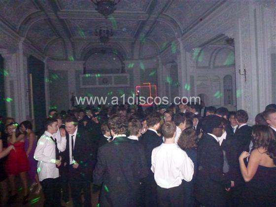 A1 Discos Ltd Function Photos