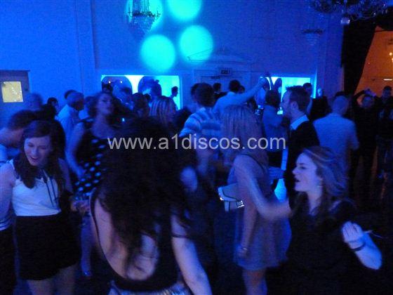 Party dancefloor action...