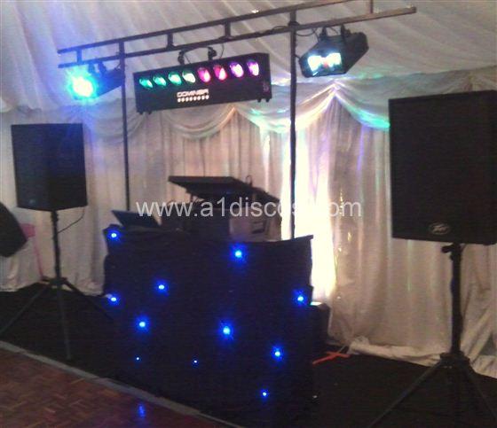 A1 Discos Ltd Function Photos